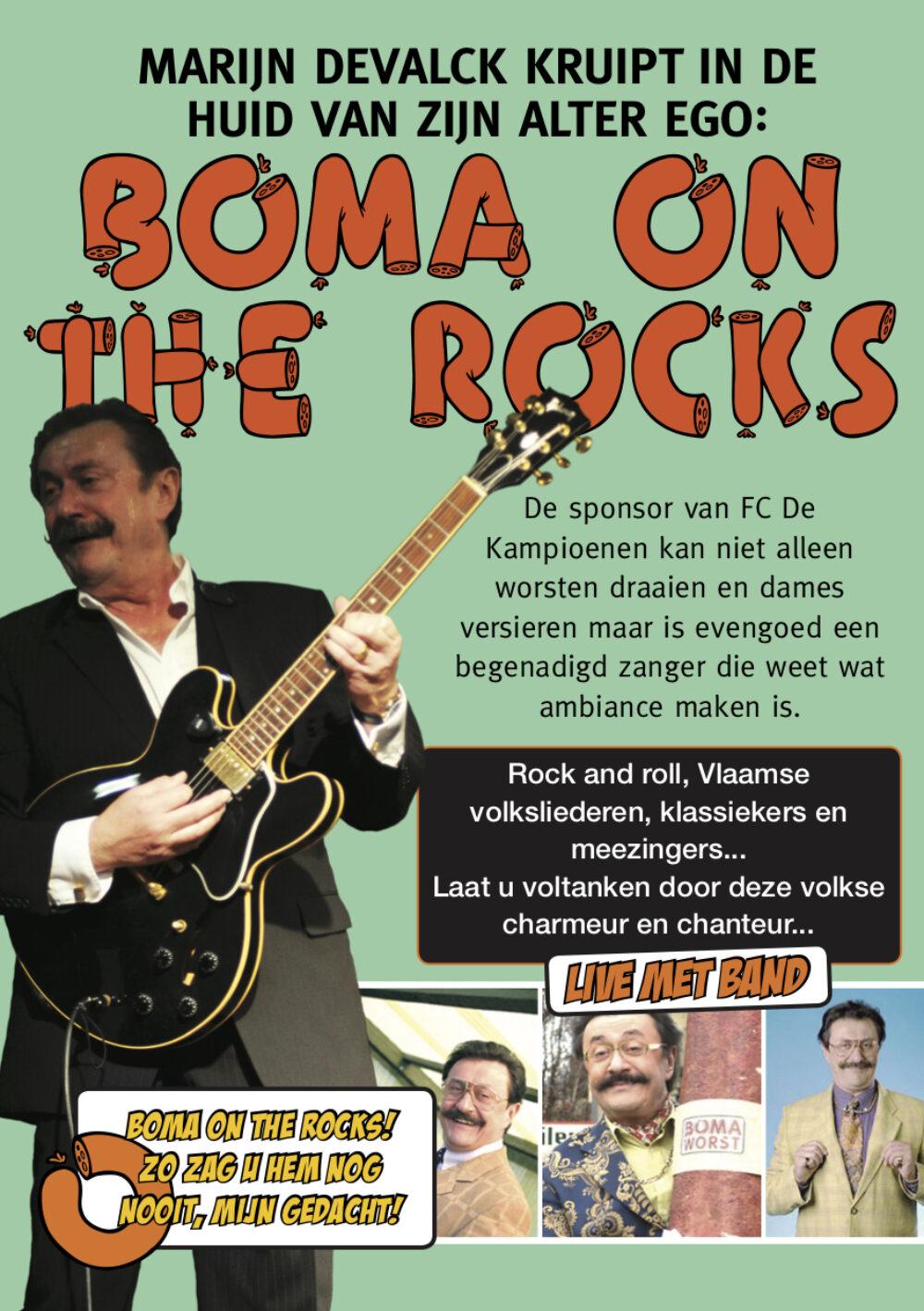 Boma On The Rocks 2017 1