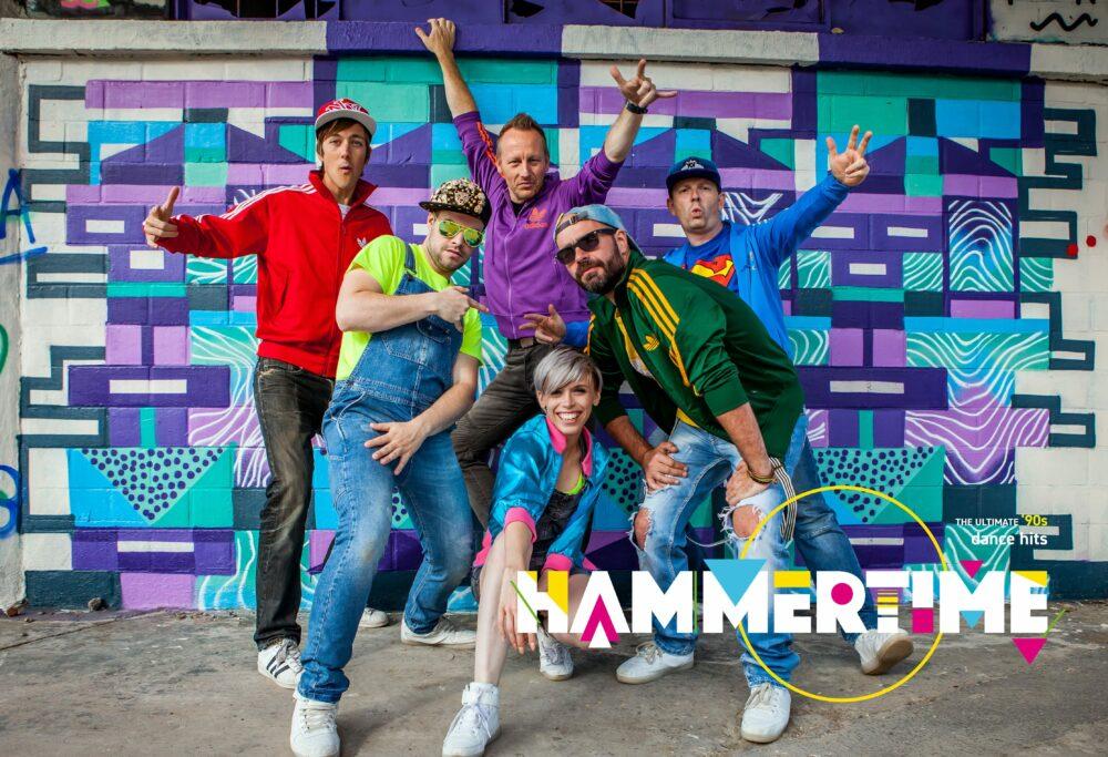 Hammertime Promo 1 Logo