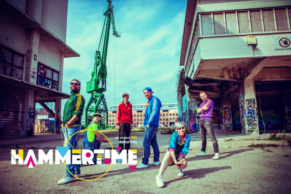 Hammertime Promo 3 Logo