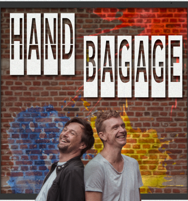 Handbagage Artwork Front