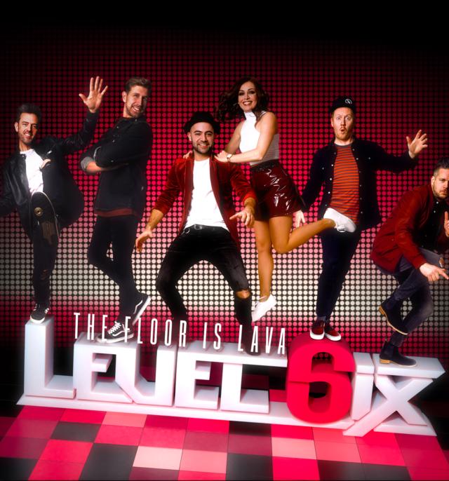 Level Six 2020 Band Op Logo