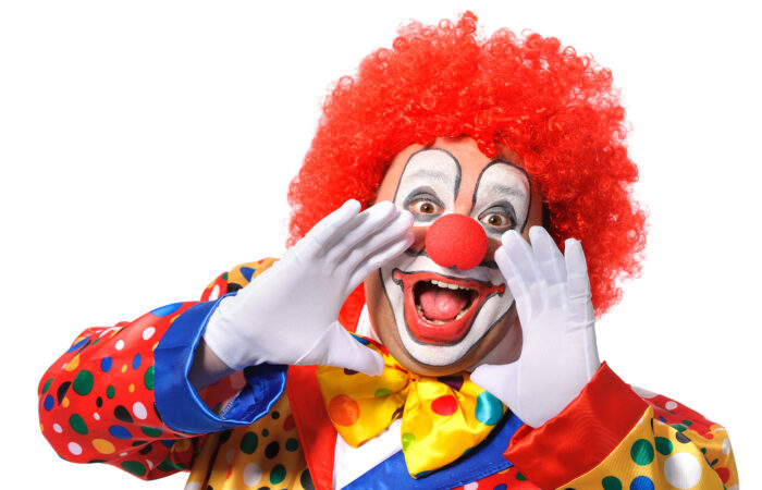 Clown Adobe Stock 76378226