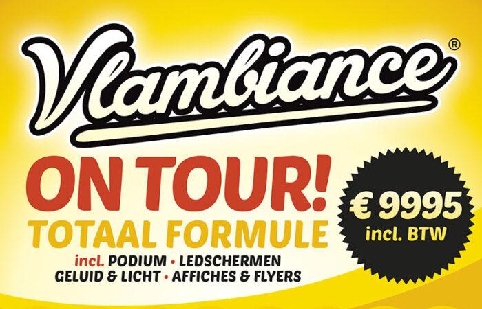 Vlambiance On Tour