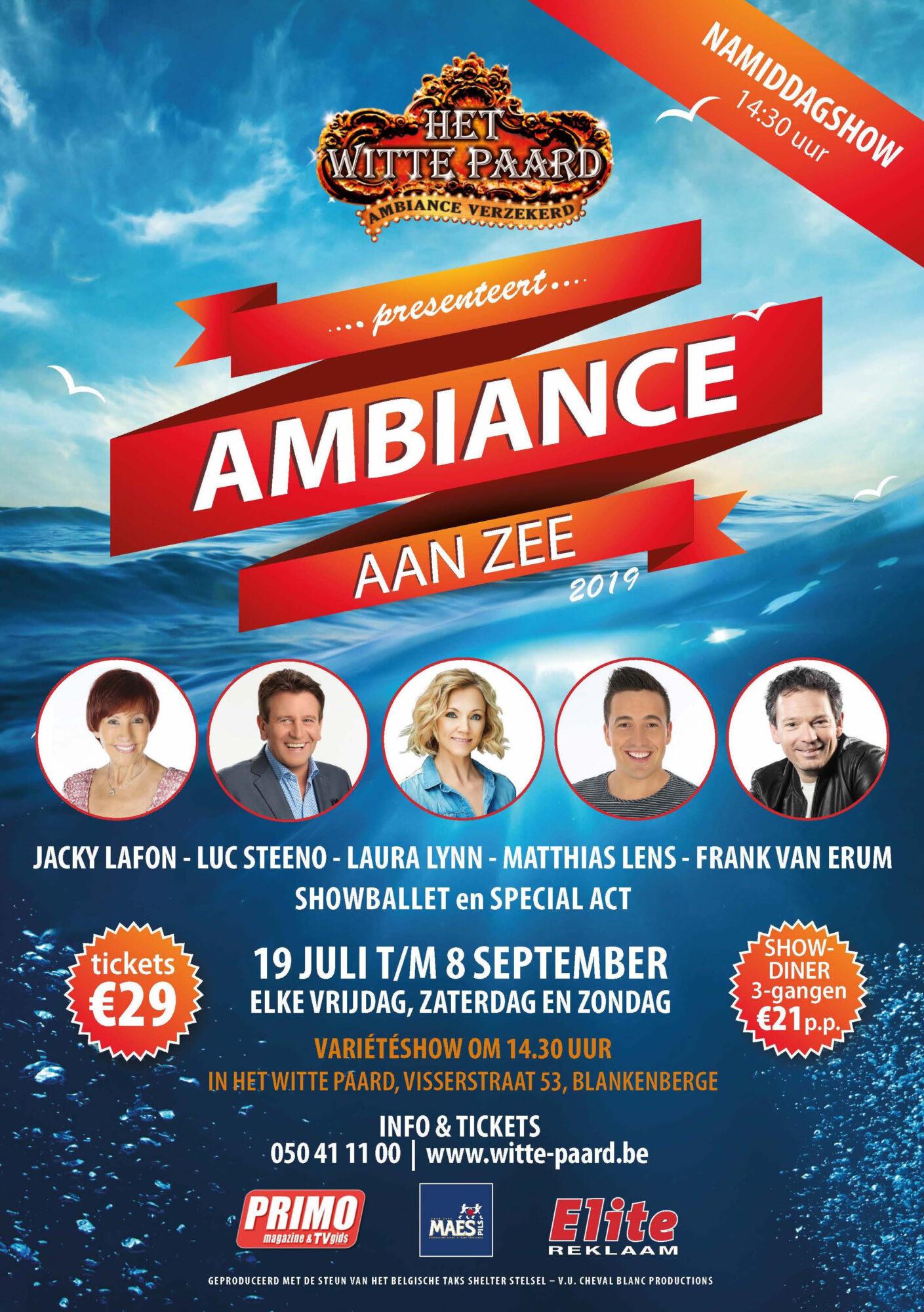 Ambiance Aan Zee