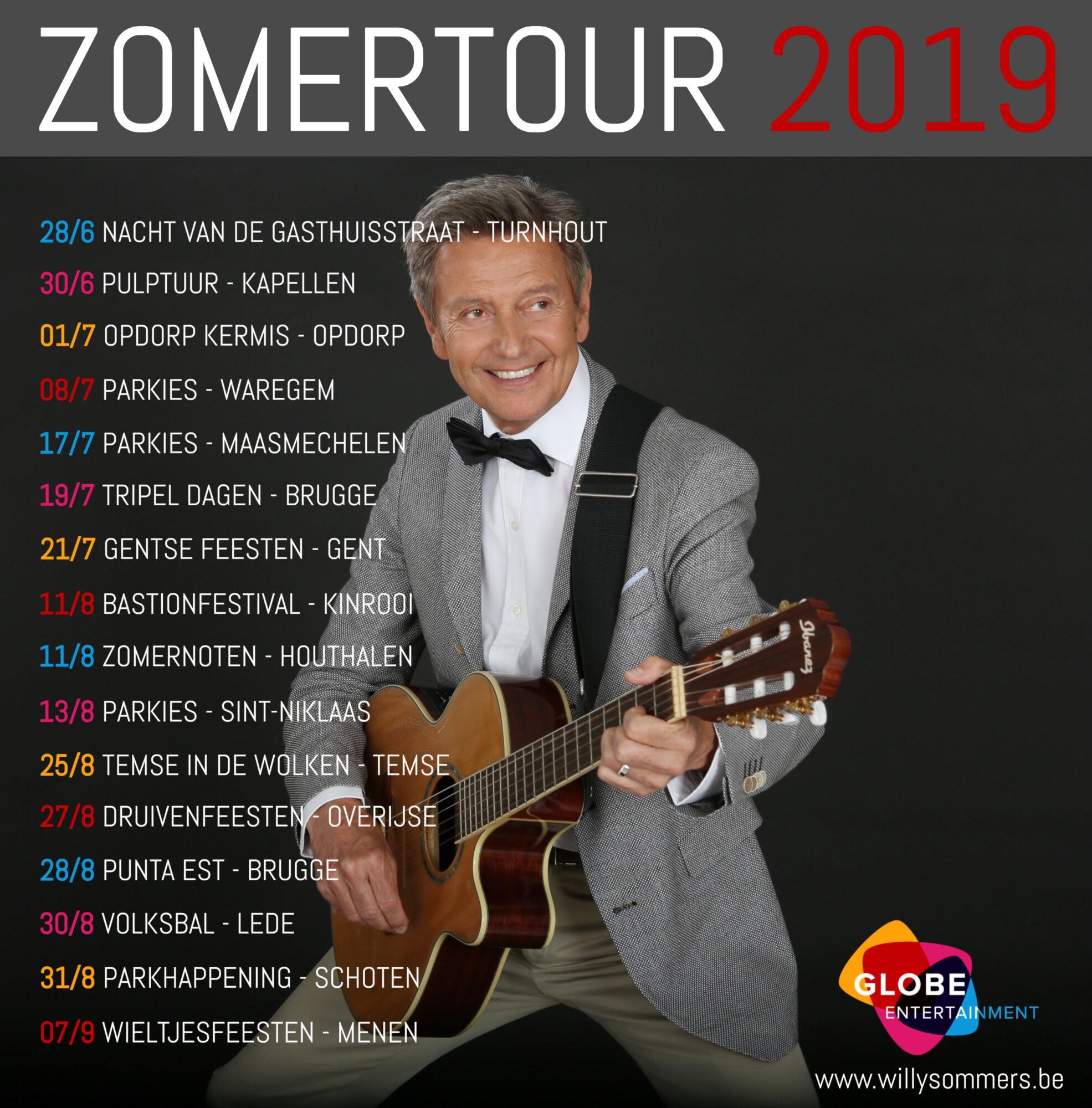 Zomertour 2019 1