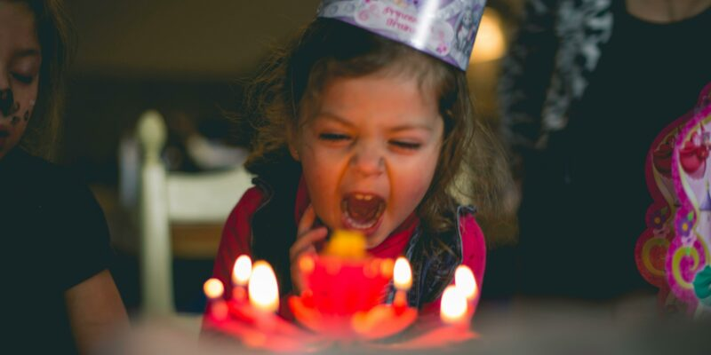 Verjaardagsfeest voor kinderen organiseren